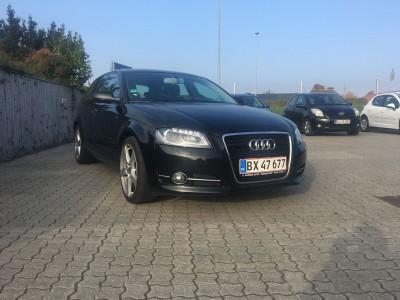 Audi A3 2,0 TDi 140 Attraction SB