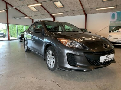 Mazda 3 1,6 DE 115 Advance 4d