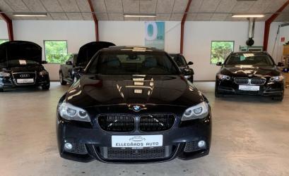 BMW 530d 3,0 aut. 4d